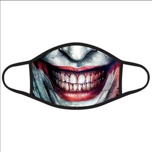 Accessories - Joker Face Mask!